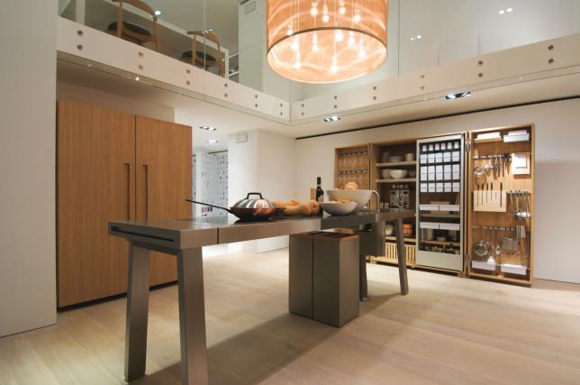 Küchenwerkbank Bulthaup