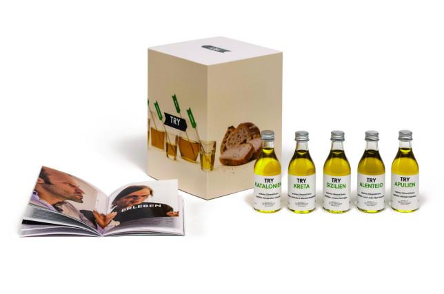 Olivenöl Set