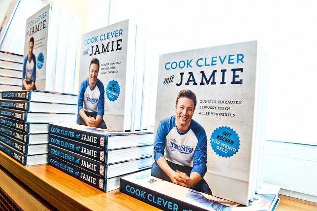 Jamie Oliver: Cook clever mit Jamie