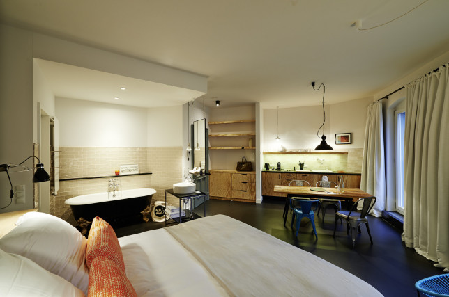 zu gast bei pia wilhelm lotte und herrn b hm cookionista. Black Bedroom Furniture Sets. Home Design Ideas