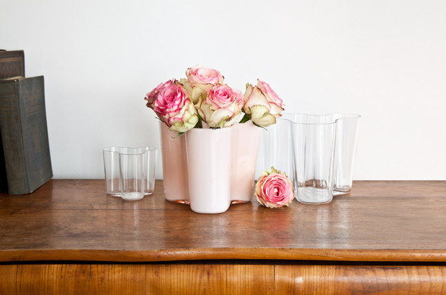 Design-Schnäppchen: Die Iittala Aalto Vase im Westwing Sale.