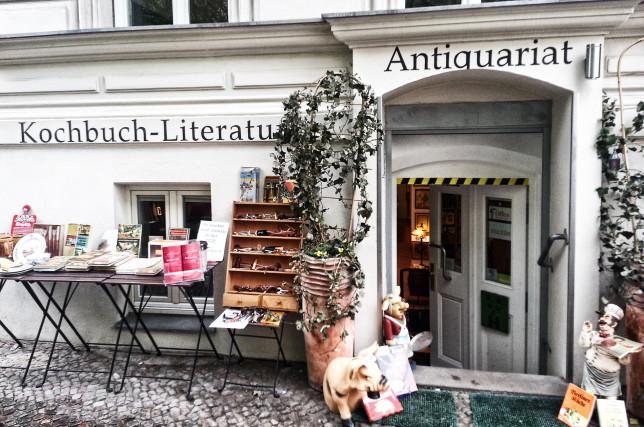 Bibliotheka Culinaria Kochbuch Antiquariat Berlin