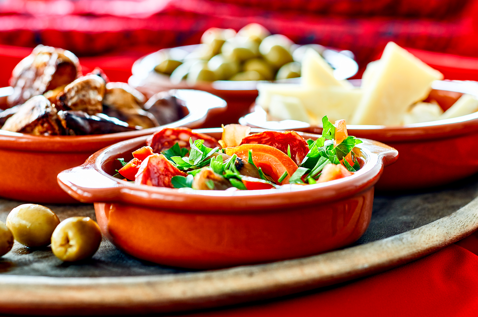 Tapas - Spanisch Kochkurs