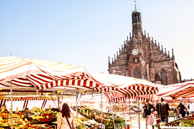 Stadtführung Nürnberger Altstadt