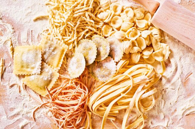 Pasta macht glücklich - Pasta Kochkurs