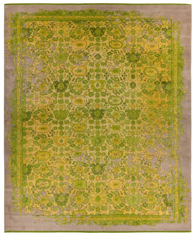 Teppich outlet  Cool und kostbar: Teppich-Design von Jan Kath | cookionista