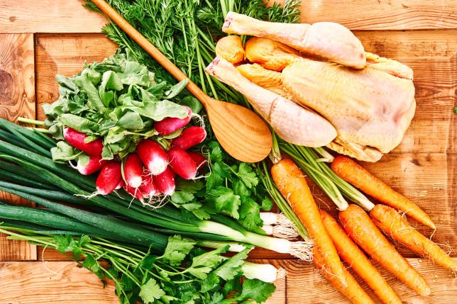 """frische Lebensmittel - Kochkurs für Anfänger """"Basic Cooking"""""""