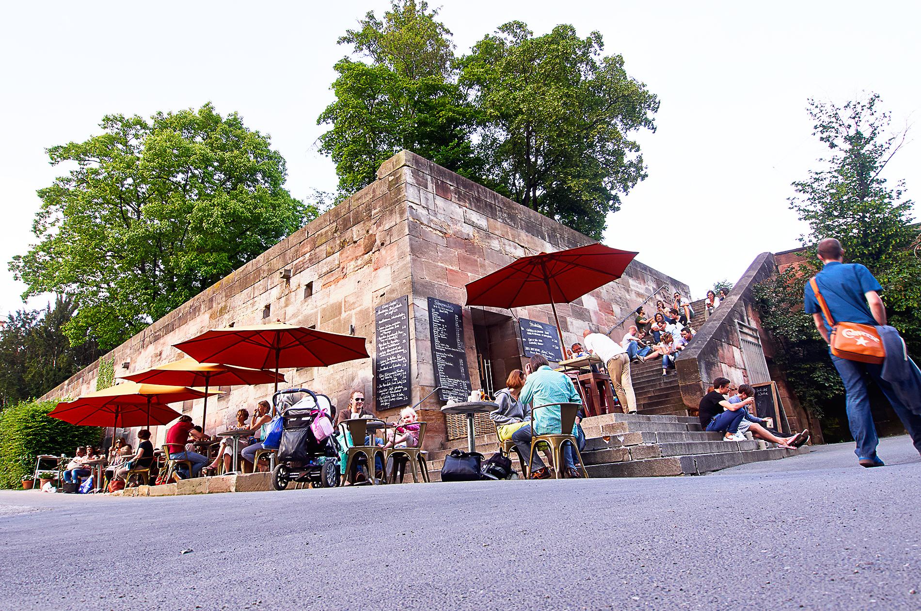 Cafe Schnepperschütz Nürnberg