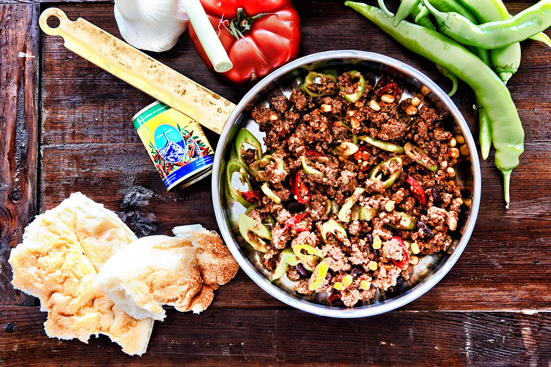 Chili Con Carne Vom Lamm Mit Orientgewürzen Cookionista