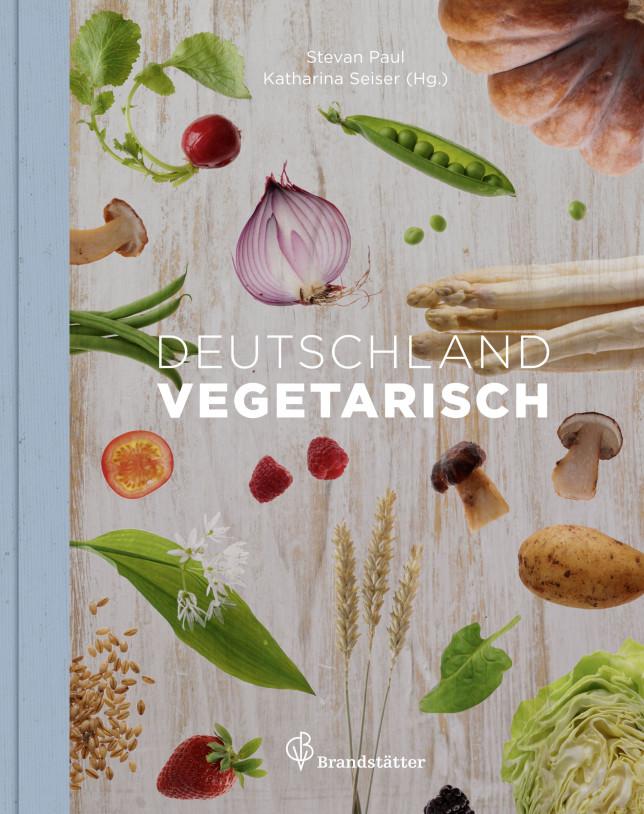 Deutschland vegetarisch Cover