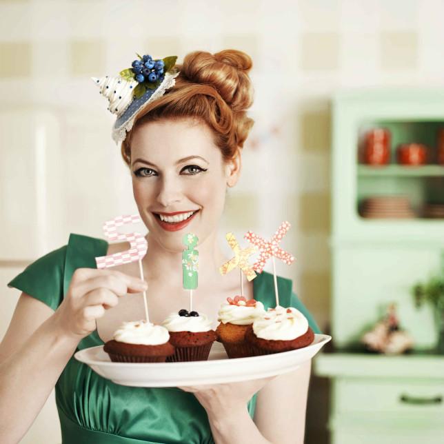 Enie van de Meiklokjes Cupcakes