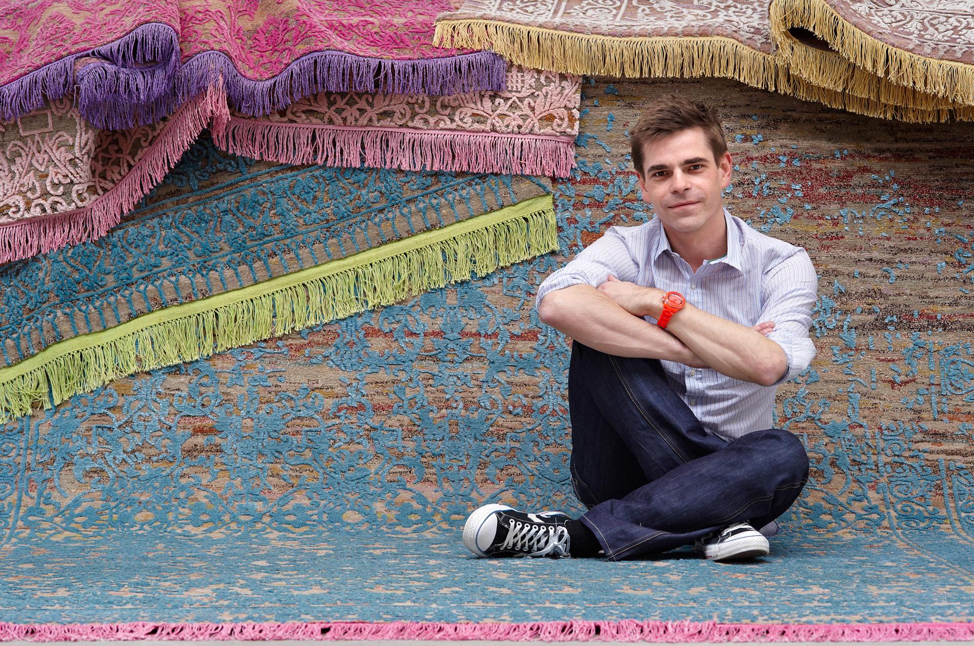 Cool und kostbar teppich design von jan kath cookionista