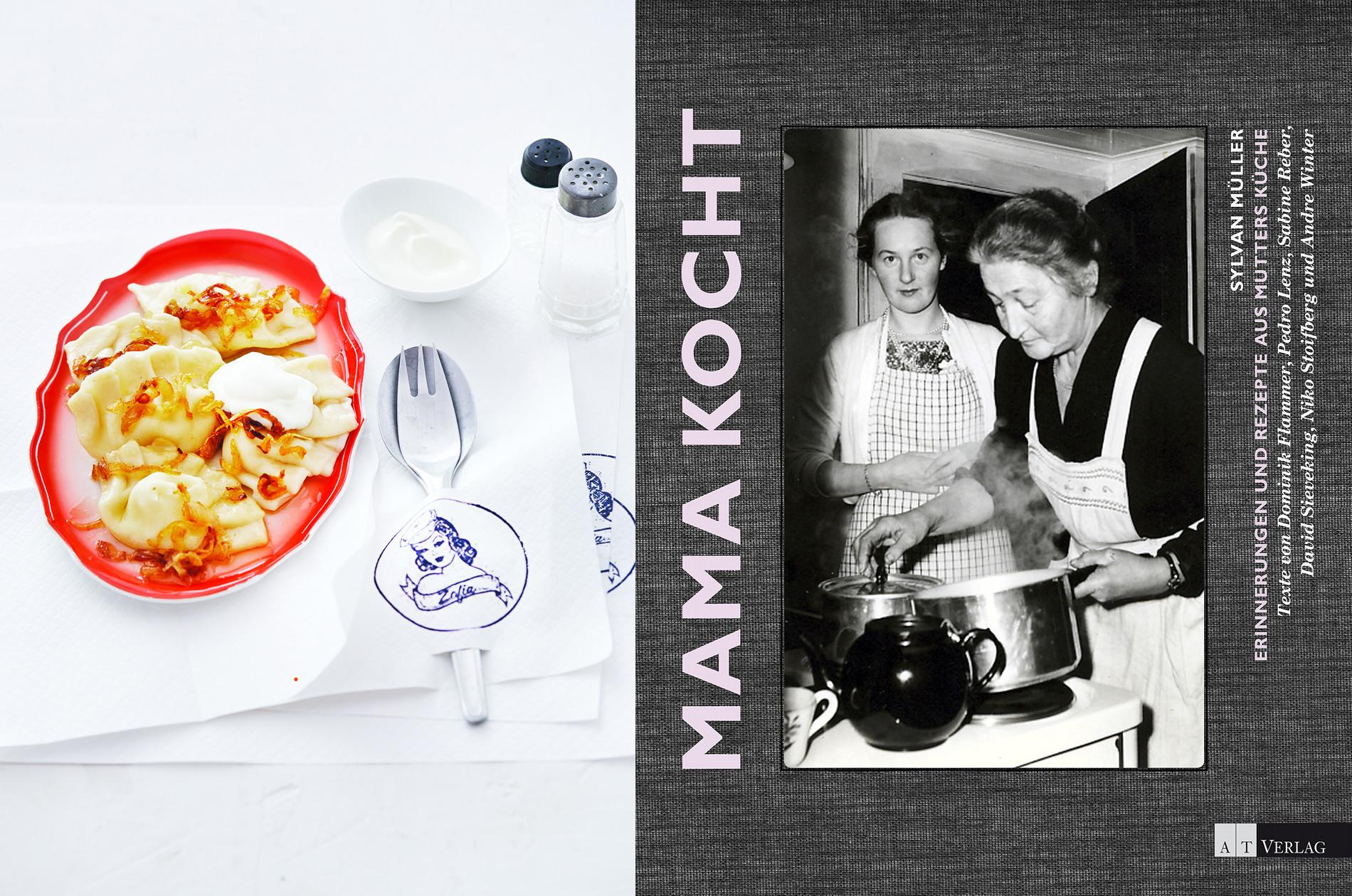 Kochbuch: Mama kocht | cookionista
