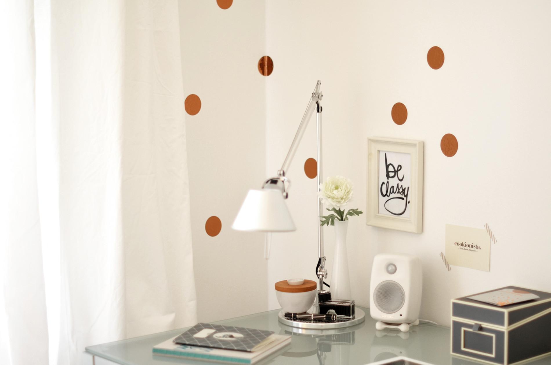 Kupfer Konfetti home liebling kupfer konfetti cookionista