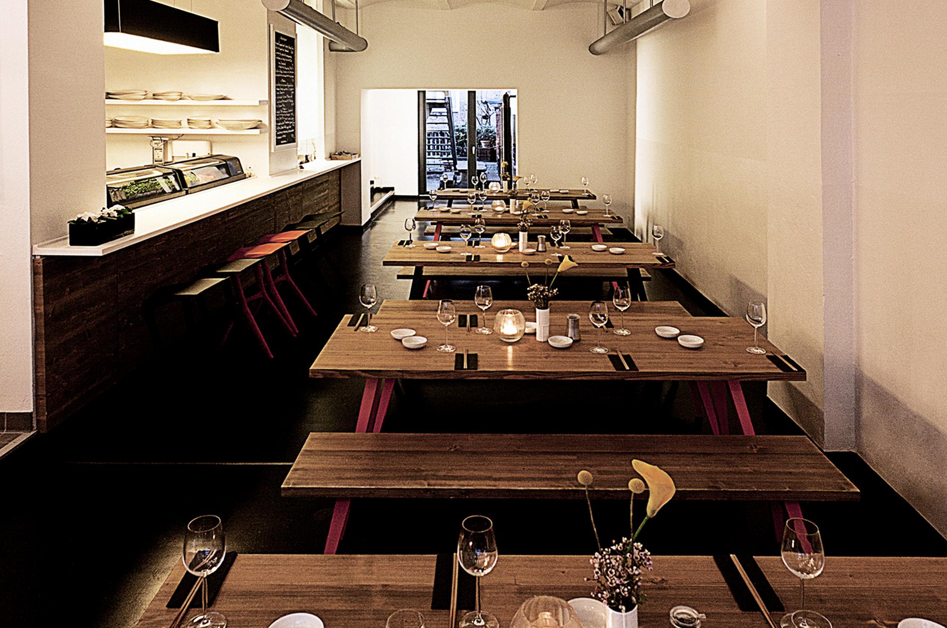 Restaurant dudu cookionista for Kuche co berlin mitte