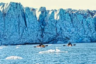 Kajak Spitzbergen