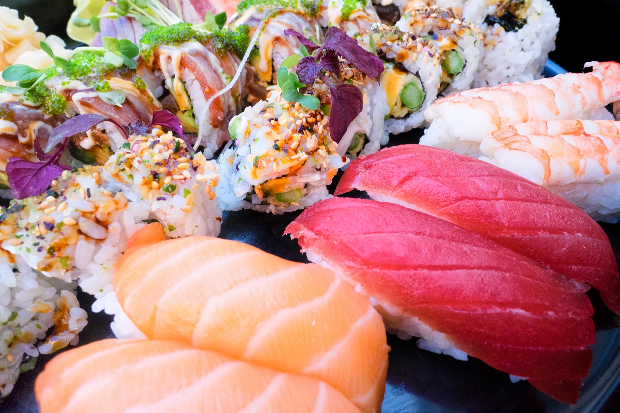sushi sashimi kochkurs in n rnberg cookionista. Black Bedroom Furniture Sets. Home Design Ideas
