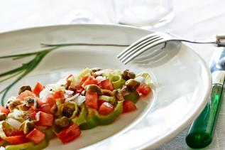 Trampó: Mallorquinischer Tapas-Salat