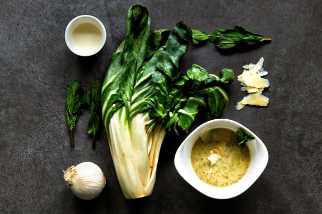 Gemüse - Kochkurs Vegetarisch