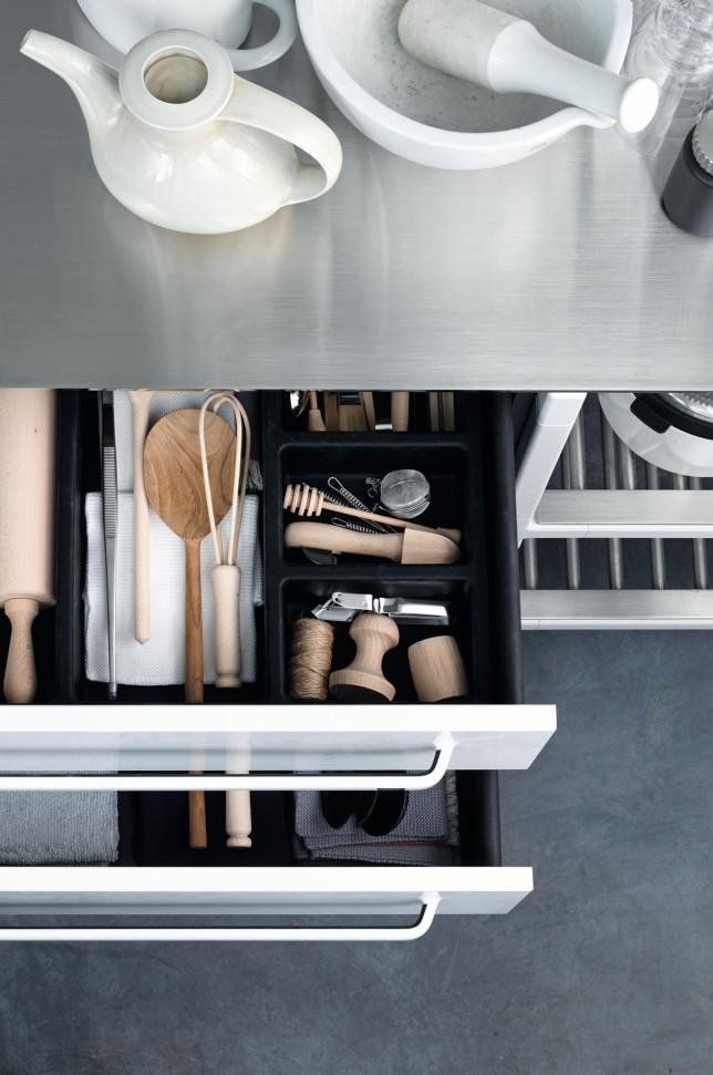 Vipp Küche Schubladen
