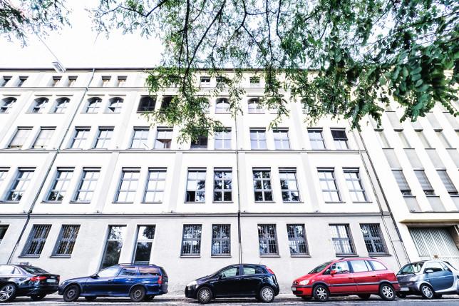 Fassade Wiesentalstraße 32 Nürnberg
