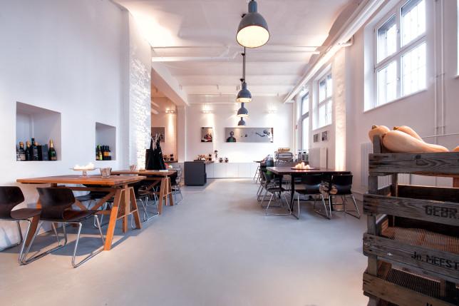 Industrial Style im Koch:Kunst.Raum
