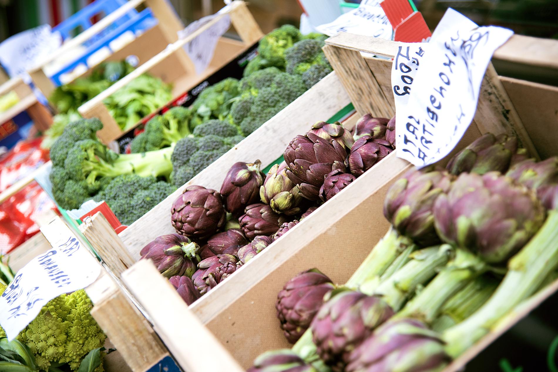 Italienischer Supermarkt Biancardi