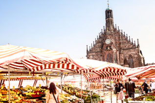 Genussspaziergang Nürnberg Altstadt