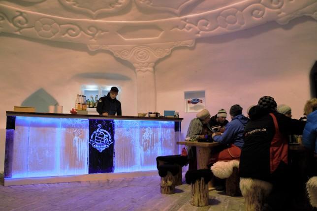 Bar-Iglu Zugspitze