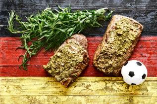 Roastbeef mit Estragonkruste