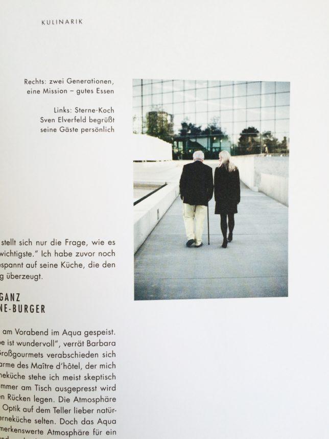 Beitrag Wolfram Siebeck Magdalena Ulrich Reflexionen Hatje Cantz Verlag Foto: Urban Zintel