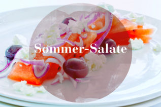 Sommer-Salate Rezeptcollection