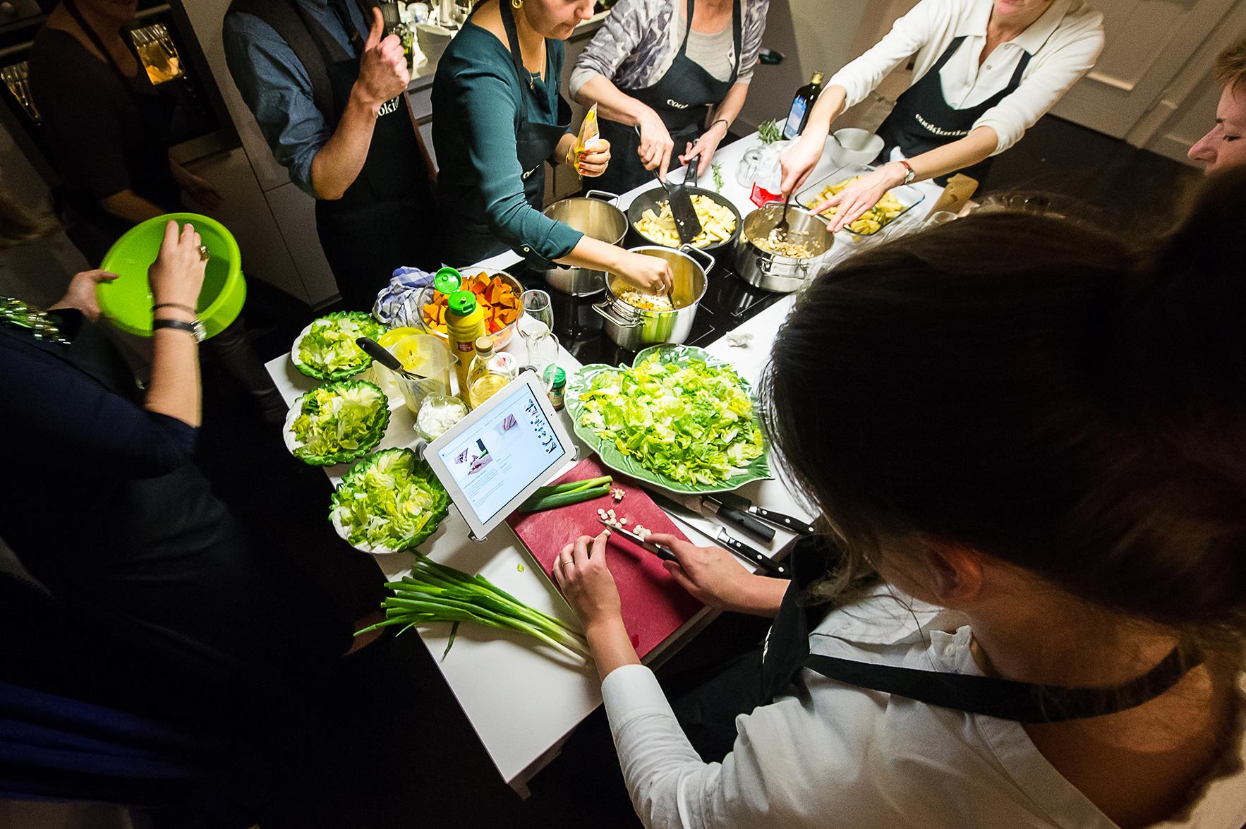 kulinarische Events für Gruppen