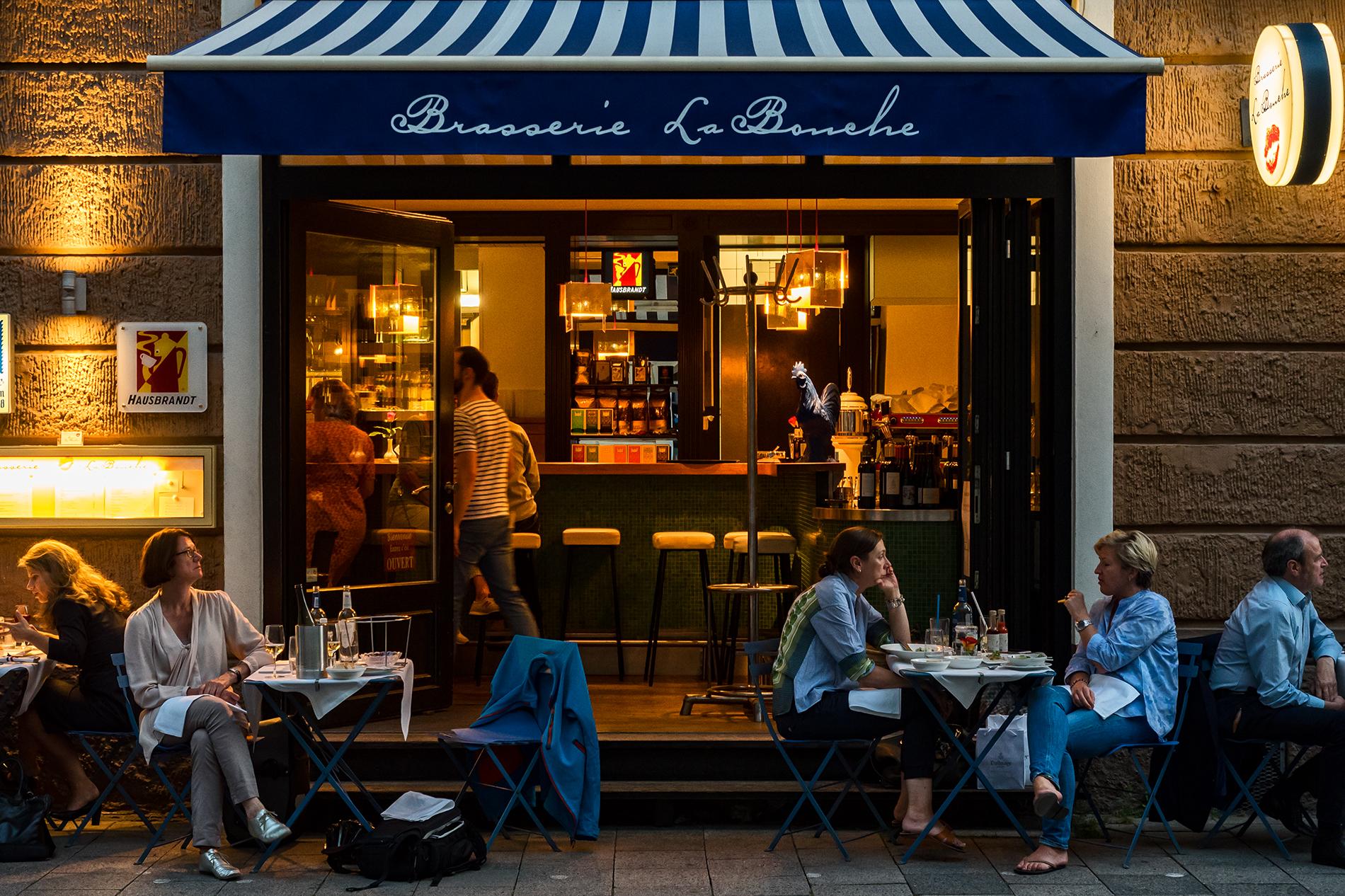 Brasserie La Bouche in München