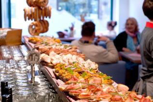 Etzerdla Restaurant und Laden in Nürnberg