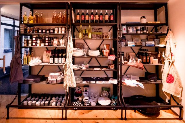 cookionista Kochschule Bucher Straße Shop