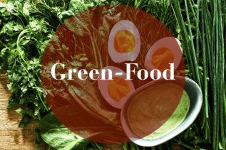 Green-Food - Rezepte für grüne Gerichte