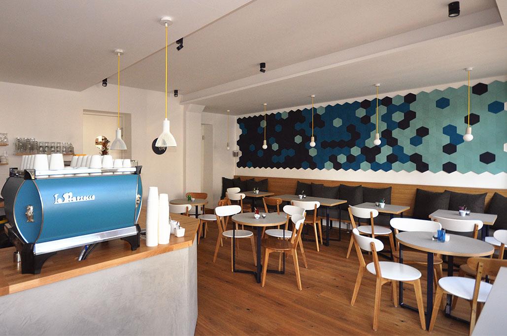 Café Blá in München