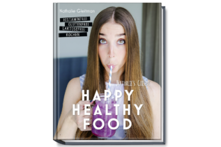 Cover Nathalie Gleitman Happy Healthy Food