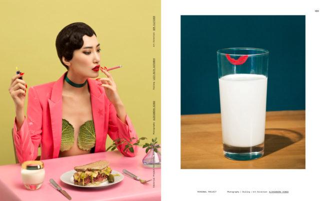 Editorial Project von Fotografin Aleksandra Kingo