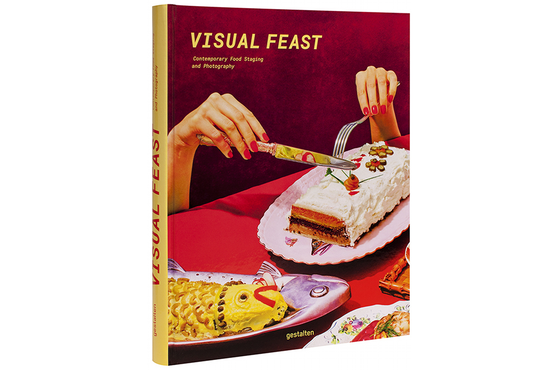 Visual Feast Buchcover