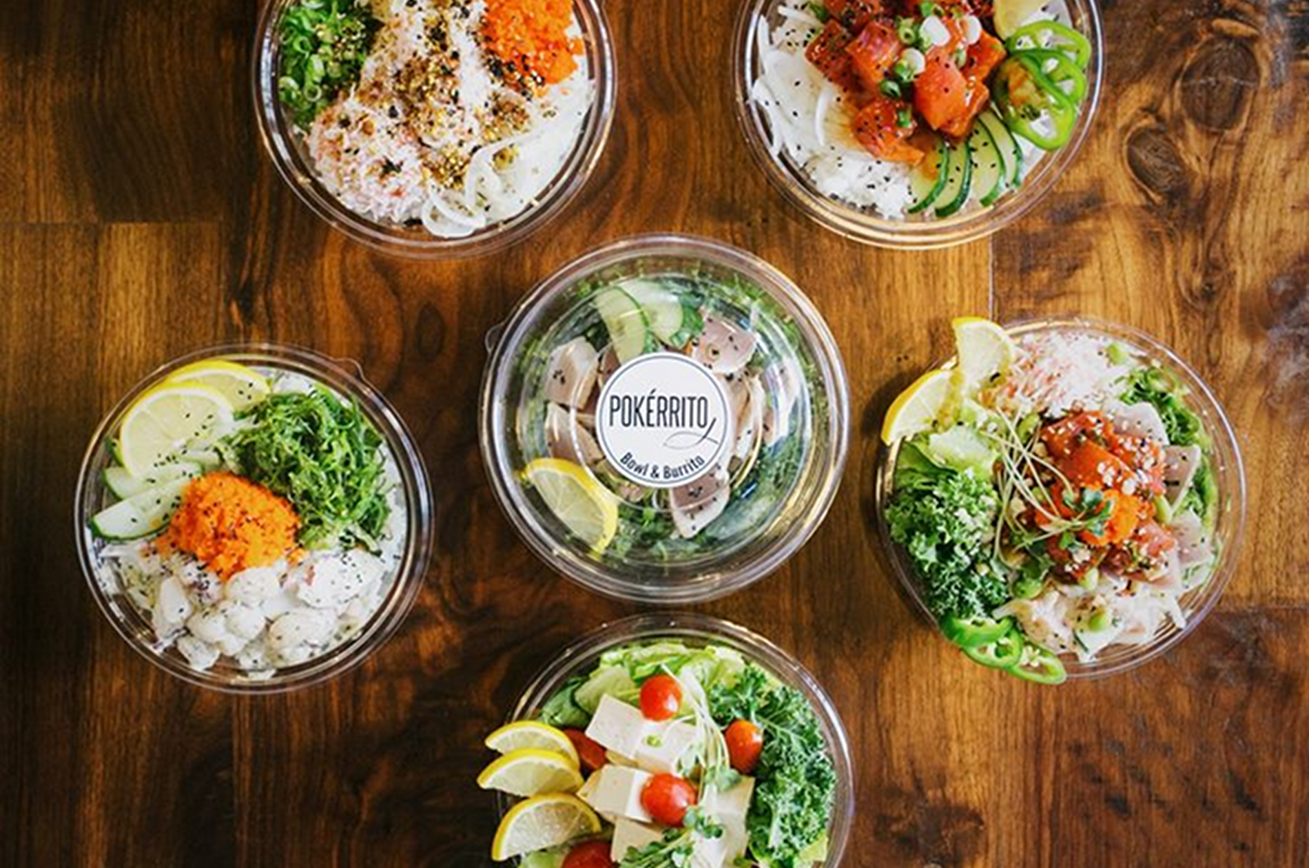 Pokerrito Poke Bar in Vancouver