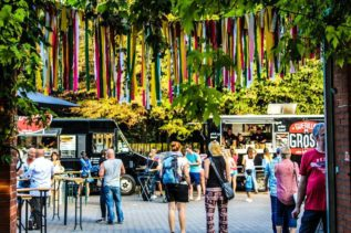 Parks Streetfood Markt Nürnberg