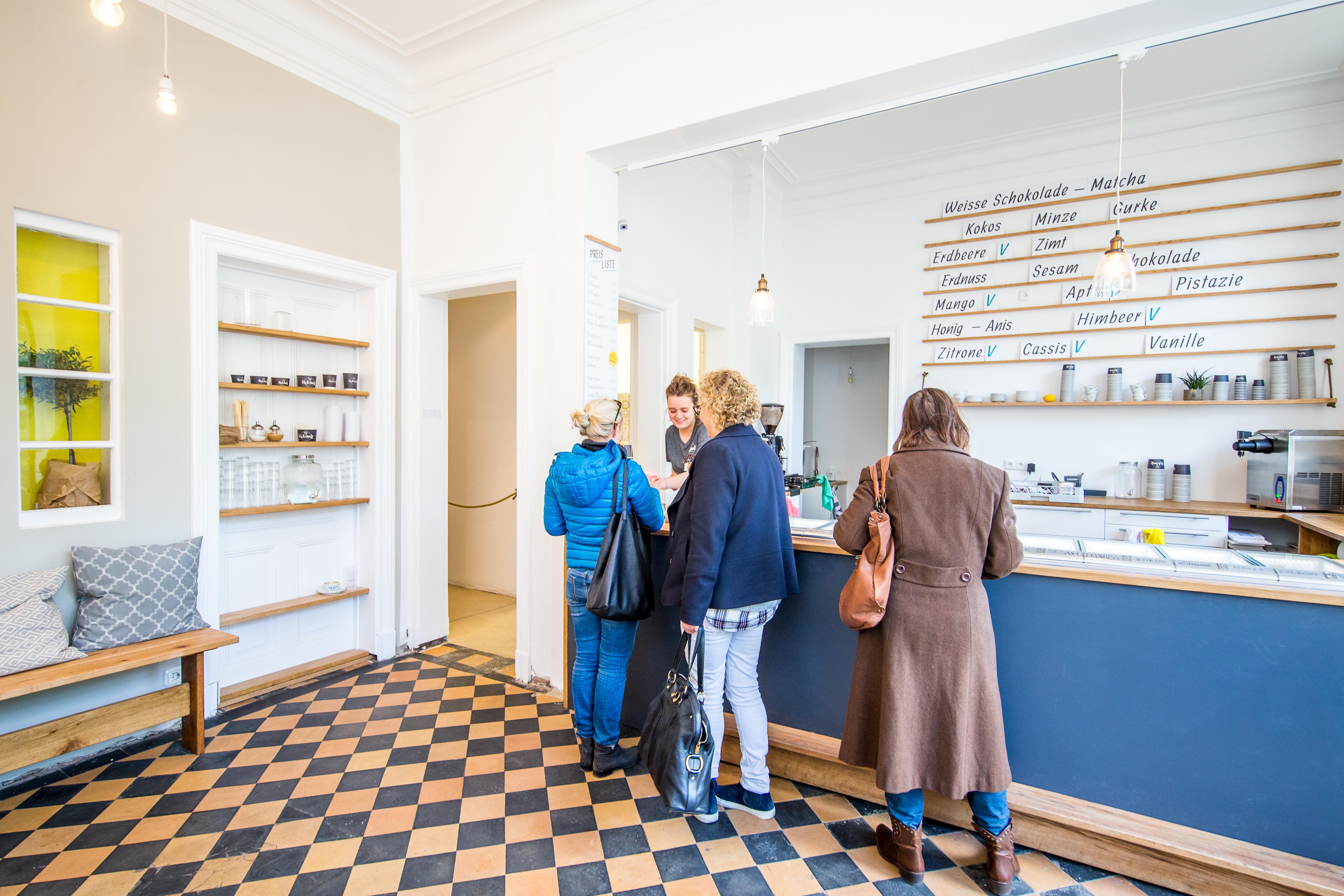 Eis und innig Eisdiele Hamburg Eppendorf