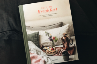 Stay for breakfast kochbuch cover