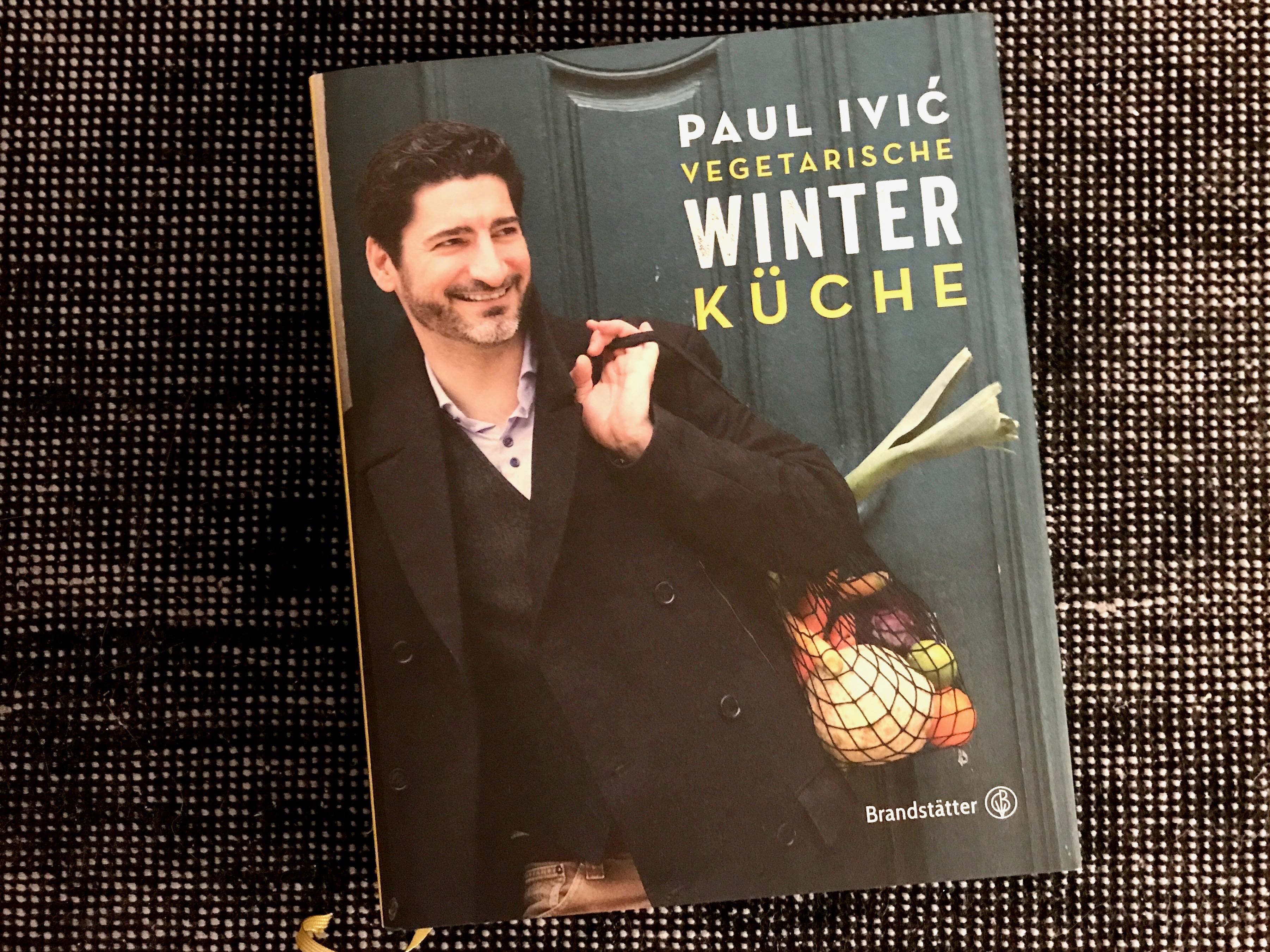 Cover Paul Ivic Kochbuch Vegetarische Winterkueche