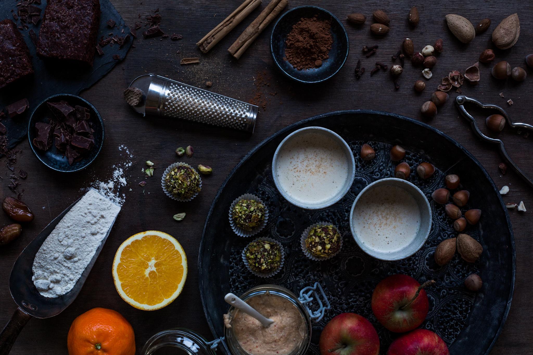 Die grüne Stadtküche Kochkurs Sweet Vegan Dreams Moodbild