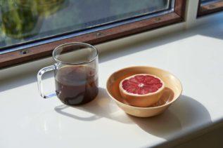 Hay Kitchen Market Glass Mug and Bowl