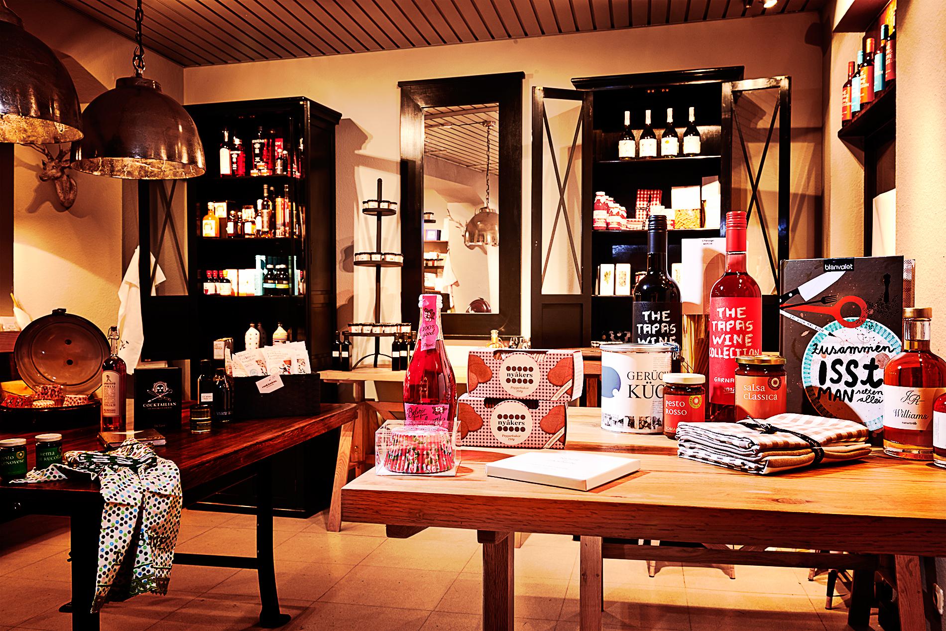Food-Startups präsentieren ihre Produkte in der cookionista Kochschule