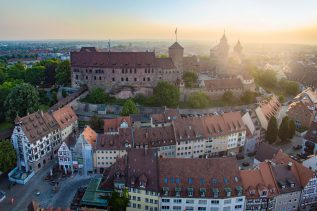 Nürnberg Burg